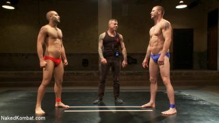 Brenn Wyson vs. Leo Forte Nakedkombat.com – moviesxxx.cc